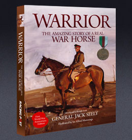 Warrior the Book