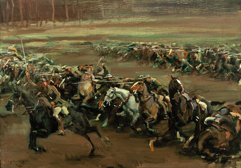 Flowerdew's Charge, 30 March 1918